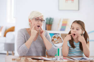Pediatrics Speech Therapist