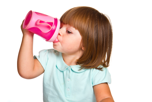 "Can Sippy Cups Become ""Thippy"" Cups?  Speech Therapists Think So."