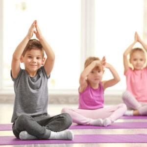 Speech Therapy Plus LLC - Child Yoga